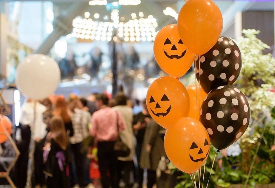 Halloween la birou în București