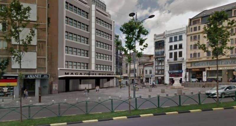Magazinul București va avea două etaje de birouri