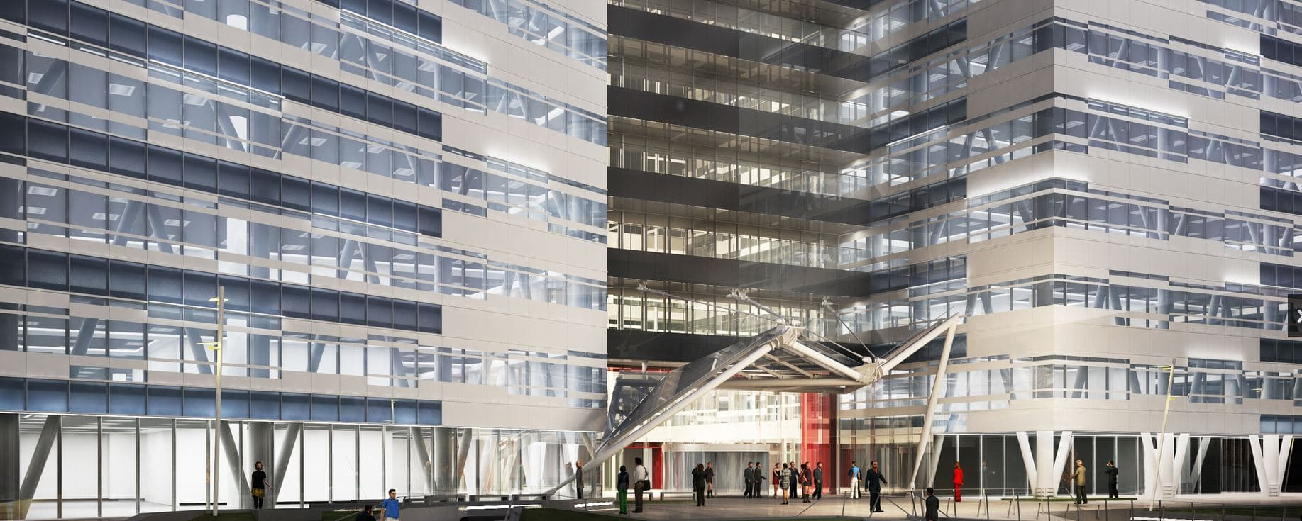 Ce clădiri de birouri se vor da în folosință în București, în 2020
