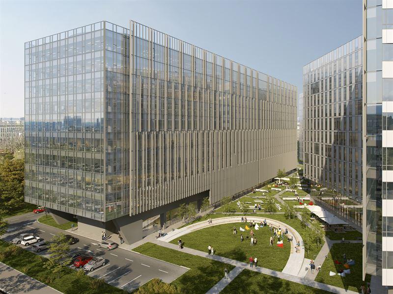 În București sunt programate pentru livrare 20 clădiri de birouri, în 2020