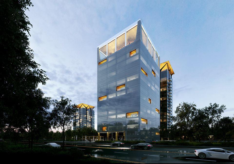Se fac rezervări de birouri în One Tower din Floreasca