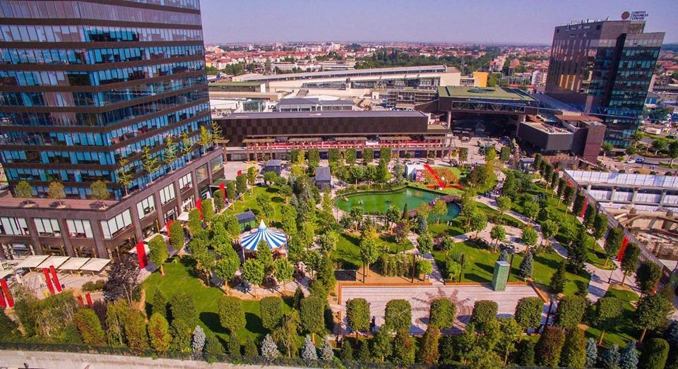 Este gata Iulius Town, proiectul cel mai spectaculos din Timișoara