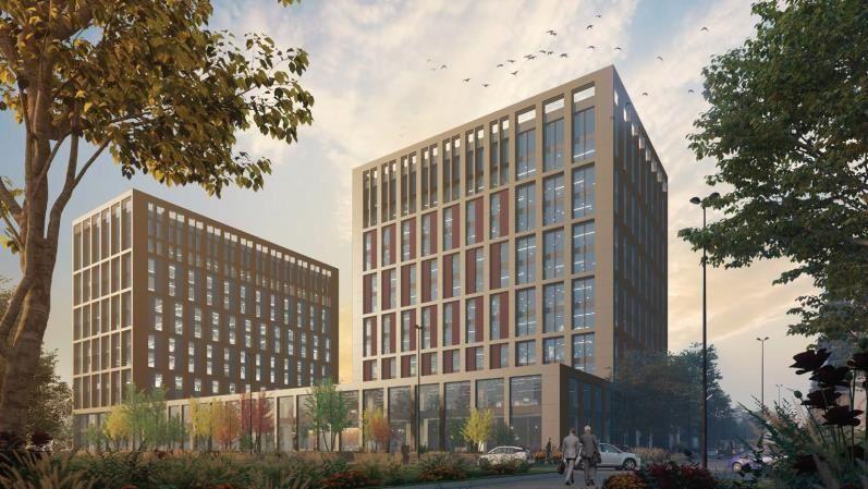 S-a lansat Estoria City, primul proiect de birouri de mari dimensiuni din zona de Est