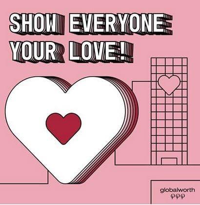 Ce fac angajații inimoși la birou de Valentine Day